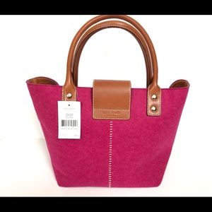 kate spade Bags - New kate spade lightweight fabric leather tote